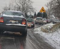 Horror na drogach. Kierowcy są wściekli na drogowców (ZDJĘCIA)