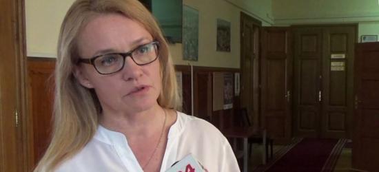 Radna Alicja Wosik o SOSW, budynku dawnego ZS 5 i kompetencjach wicestarosty (VIDEO)