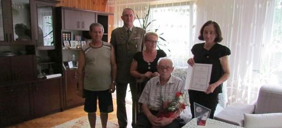 Awans na stopień kapitana i majora. Uhonorowano żołnierzy AK (FOTO)