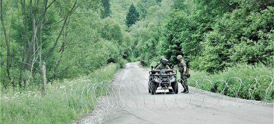 DRAGON 2019: Żołnierze z sanockiego batalionu ćwiczyli na wschodniej granicy (FOTO)
