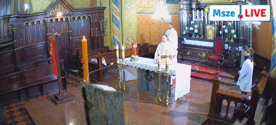NA ŻYWO: Niedzielne msze święte (VIDEO)