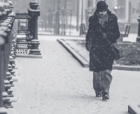 Prognozowane intensywne opady śniegu. W piątek w ciągu dnia nawet -20 st. C