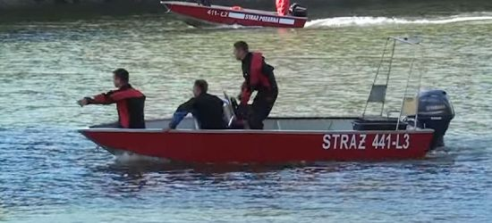 Tragedia nad wodą. Młody mężczyzna utopił się w Zalewie Sieniawskim