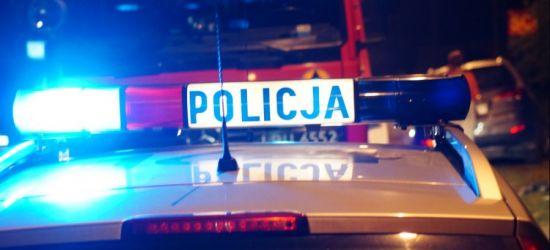 REGION. Śmiertelne potrącenie rowerzysty. 17-latek zmarł w szpitalu