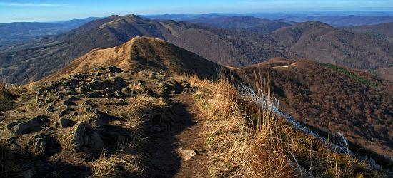 BIESZCZADY: Wszystkie szlaki są dostępne i czekają na turystów