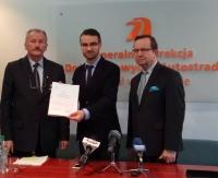 Tomasz Poręba: Przyznanie przez rząd blisko 70 mln zł na prace przygotowawcze to realny start budowy S19 do Barwinka