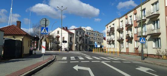 Niedzielny poranek na ulicach Sanoka (VIDEO)