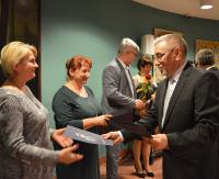 Nagrody burmistrza dla nauczycieli w dniu ich święta (ZDJĘCIA)