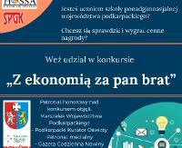 PWSZ: Z ekonomią za pan brat! Konkurs dla uczniów szkół ponadgimnazjalnych