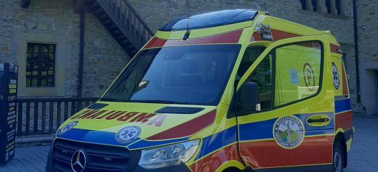 Nowe ambulanse w taborze Bieszczadzkiego Pogotowia Ratunkowego (FOTO)