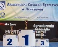 Sezon sportowy w pełni, a w nim sukcesy AZS PWSZ Sanok