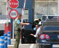 Funkcjonariusze Bieszczadzkiego Oddziału Straży Granicznej na zagranicznych misjach