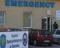 SZPITAL SANOK: Z zawałem leżał 6 godzin na oddziale ratunkowym?  Prokuratura wszczęła postępowanie sprawdzające