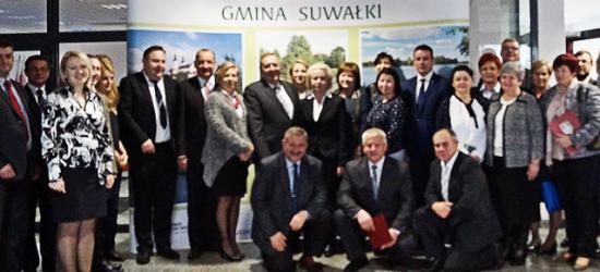 Gmina Sanok będzie współpracować z Litwą i Białorusią? (ZDJĘCIA)