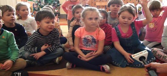 Święta przedszkolaka! Bożonarodzeniowa sonda (FILM)
