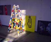 Sanocki artysta Daniel Białowąs z Grand Prix podczas przeglądu współczesnej sztuki awangardowej (ZDJĘCIA)