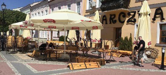 SANOK. W sobotę na Rynku ruszą ogródki gastronomiczne! (ZDJĘCIA)