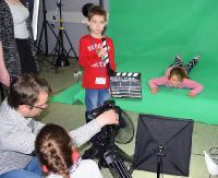 Mali żacy stawiali pierwsze kroki przed kamerą i obiektywem aparatu (ZDJĘCIA)