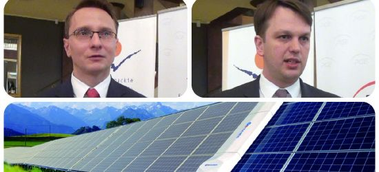 Farmy słoneczne w Bieszczadach. Pieniądze dla gmin i prywatnych właścicieli (VIDEO)