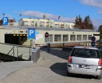 Remont parkingu wielopoziomowego