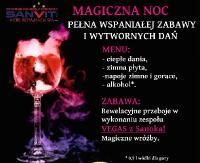 Hotel Sanvit zaprasza na niezapomniany Bal Andrzejkowy