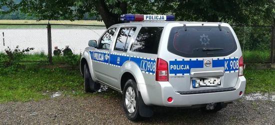 SŁONNE: Z Sanu wyłowiono zwłoki poszukiwanego 32-latka
