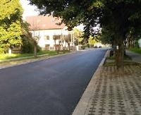 Ulica Armii Krajowej jak nowa. Asfaltowa nakładka za blisko 150 tys. zł (ZDJĘCIA)