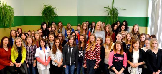 Stowarzyszenie SANITAS rozpoczęło kampanie w sanockich szkołach średnich (ZDJĘCIA)