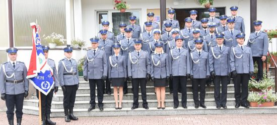 Święto sanockich policjantów. Awanse dla 36 funkcjonariuszy (ZDJĘCIA)