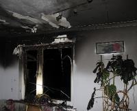 Pożar w budynku wielorodzinnym. Ewakuowano 14 osób! (ZDJĘCIA)
