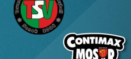 KONIEC TRANSMISJI VIDEO NA ŻYWO: TSV Mansard TransGaz-Travel Sanok – Contimax MOSiR Bochnia