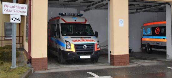 Trzy ambulanse trafią do Sanoka