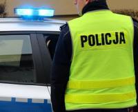 POLICJA: To funkcjonariusz spowodował kolizję w Nowosielcach