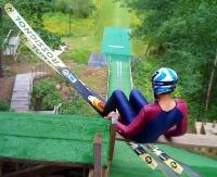 NASZ PATRONAT: Letni Puchar Bieszczadów w skokach narciarskich w Zagórzu