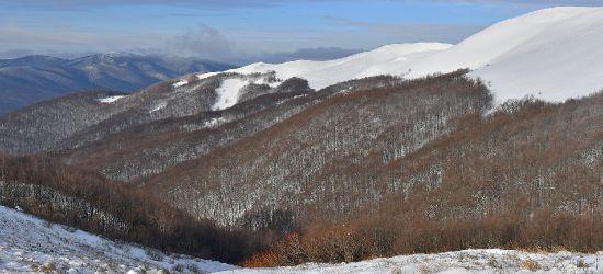 BIESZCZADY: Tarnica idealna na zimowe górskie wędrówki (FOTO)