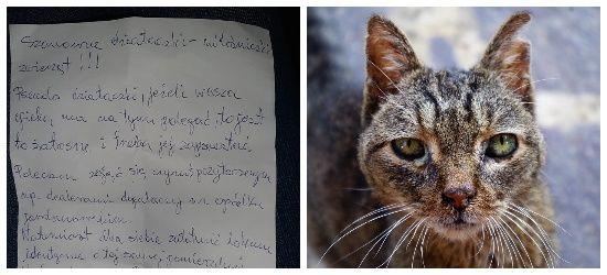 """INTERWENCJA: """"Ludzie, pozwólcie nam pomagać chorym zwierzętom! Nie utrudniajcie…"""""""