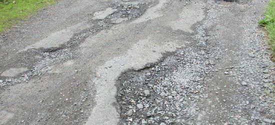 AKTUALIZACJA: Zamknięta droga Mrzygłód – Tyrawa Wołoska