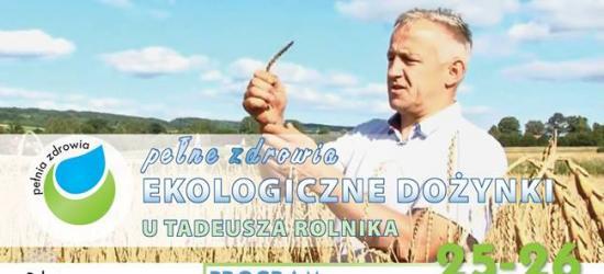 GMINA SANOK: Ekologiczne Dożynki u Tadeusza Rolnika w Niebieszczanach