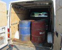 BIESZCZADY: 2 tys. litrów oleju napędowego z przemytu
