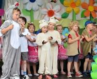 Wspaniała zabawa i tłumy sanoczan podczas Ekologicznego Pikniku Rodzinnego Przedszkola nr 3 (ZDJĘCIA)