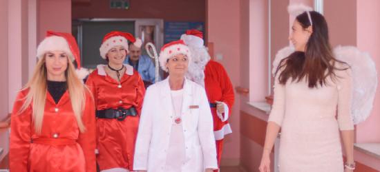 Brygada SANITAS wraz z Mikołajem znów odwiedzi ośrodek onkologiczny w Brzozowie (FILM, ZDJĘCIA)