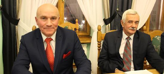 Stanisław Lewicki i Roman Konieczny wiceprzewodniczącymi rady powiatu