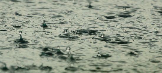 Ostrzeżenie! Intensywne opady deszczu