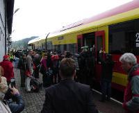 W wakacje pociągiem z Rzeszowa i Sanoka do Medzilaborzec