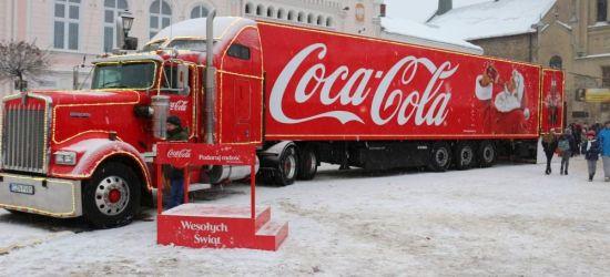 Czy do Sanoka przyjedzie świąteczna ciężarówka Coca-Coli? Ruszyło głosowanie