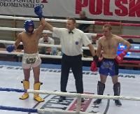 KICKBOXING: Kamil Rościński zwycięża w Pucharze Polski. Kolejnym celem Mistrzostwa Świata w Budapeszcie (VIDEO, ZDJĘCIA)