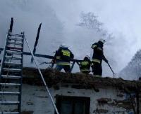 KRONIKA STRAŻACKA: Pożar dobytku, padnięte zwierzęta i płonące kominy