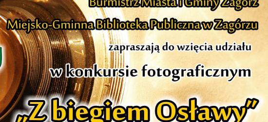 """Zdjęcia ,,z biegiem Osławy"""". Gmina Zagórz zaprasza do udziału w konkursie"""