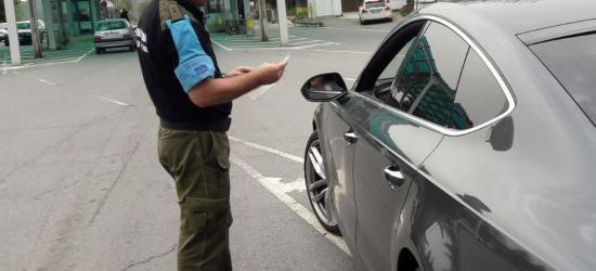 Podkarpacka Policja wspiera bieszczadzkie samorządy. Auta dla gminy Baligród oraz Cisna (FILM, ZDJĘCIA)