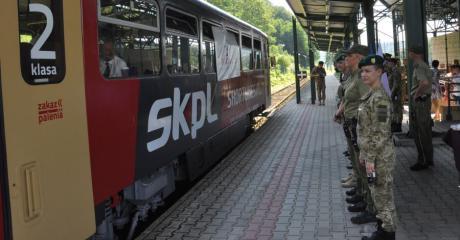 Szynobusem SKPL na Ukrainę (po 7 latach przerwy) i Słowację na inaugurację Karpackiej Kolei Euroregionalnej (FILM, ZDJĘCIA)